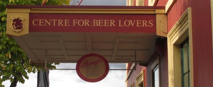 Alcohol Tourism - Boags